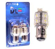 Светодиодные автолампы 1157 - P21-5W - Цветные